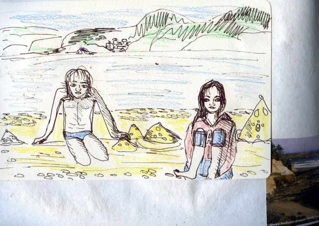 Album - carnet-de-voyage-USA-Cote-Ouest-2007