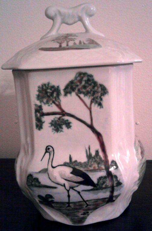 mes créations en peinture sur porcelaine