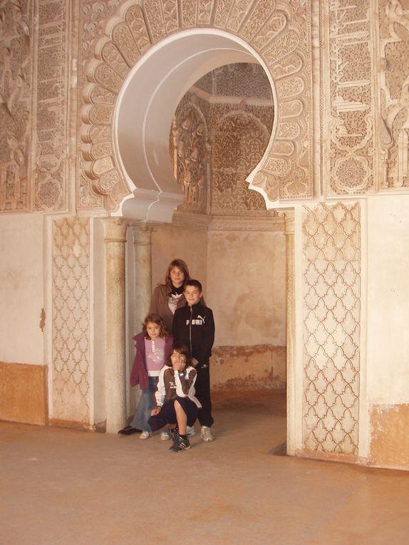 Album - Un noël au Maroc 2008