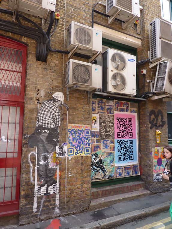 Album - Street Art London 2011