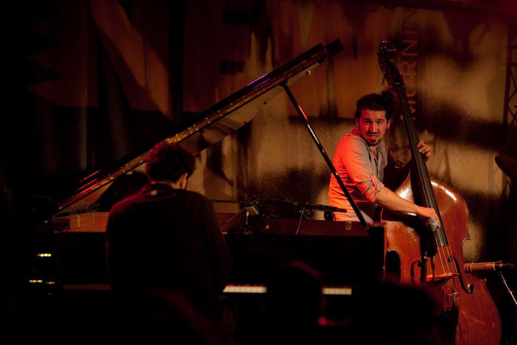 Omri Mor et Blik au New Morning , Jazz'N'Klezmer 2010