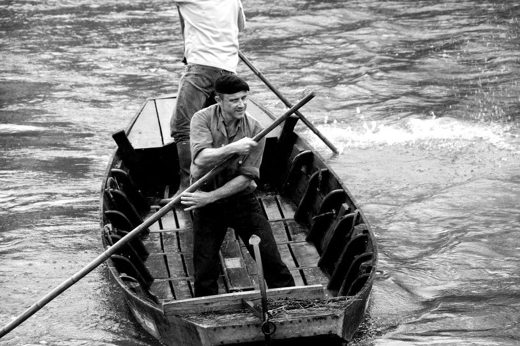 Photos de Patricia Bouffard saufcelle en noir et blanc de François Guéneau