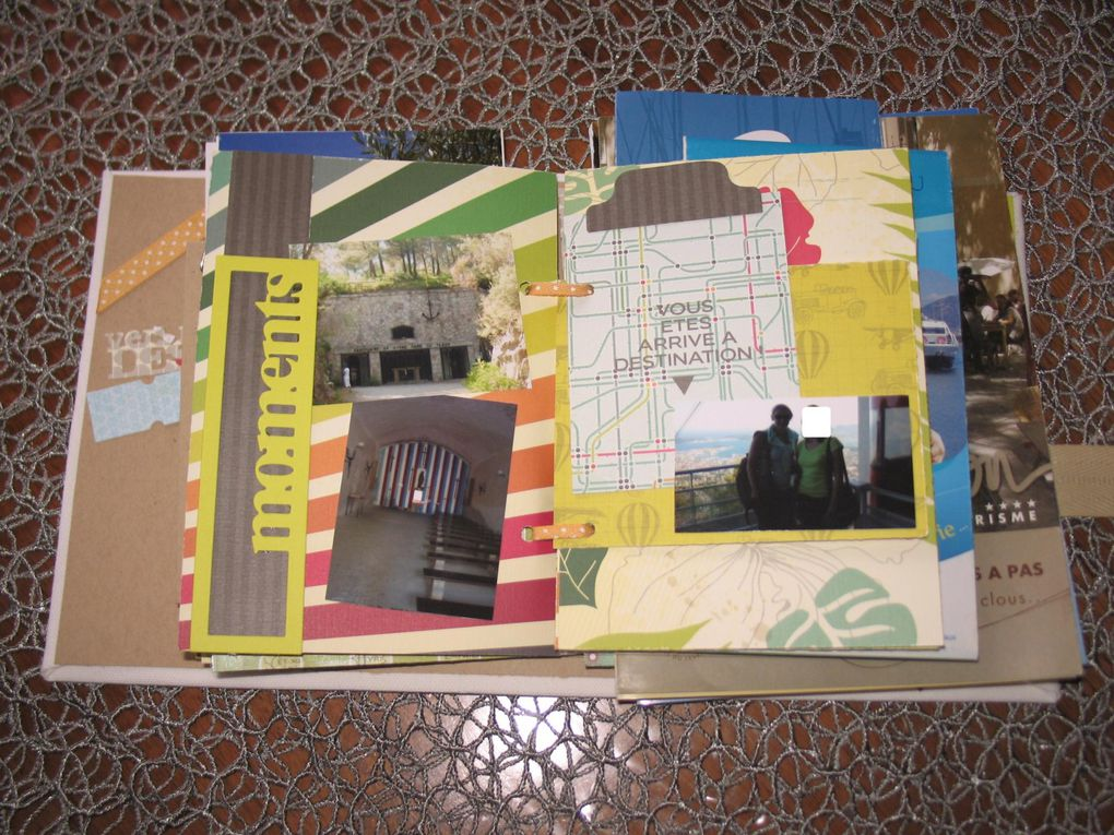 Album - Pages en Scrap 3