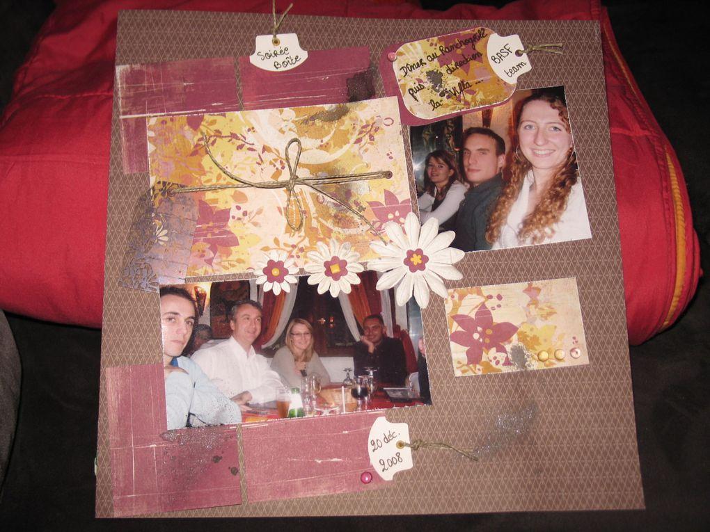 Album - Pages en Scrap