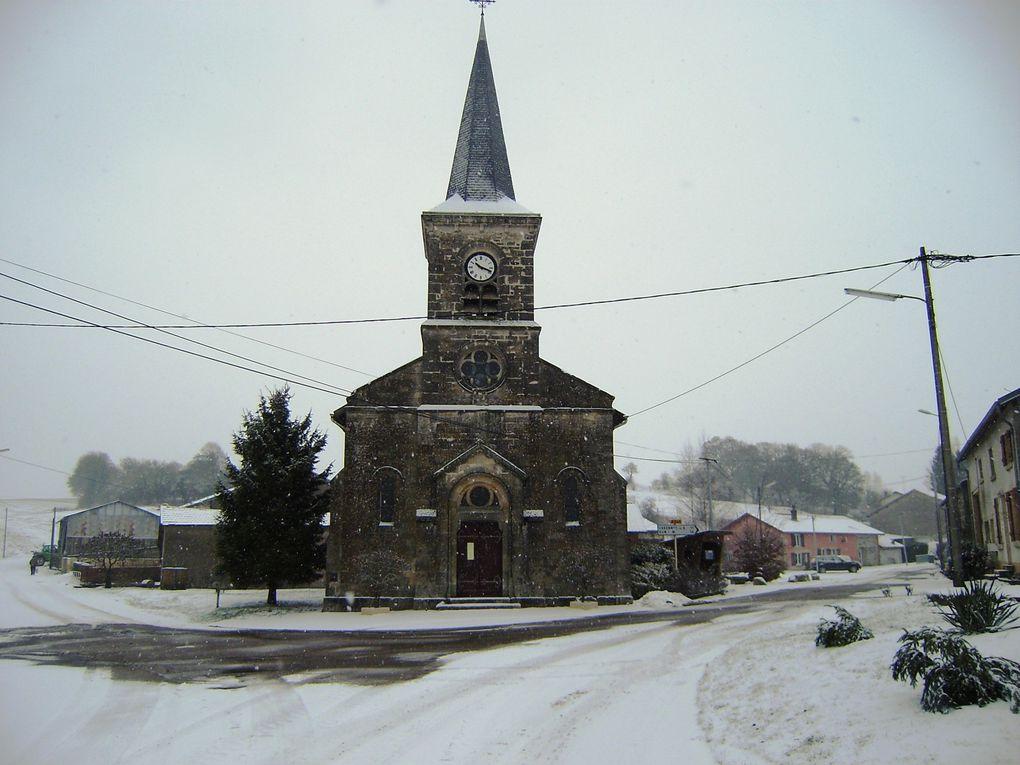 Album - Gesnes sous la neige