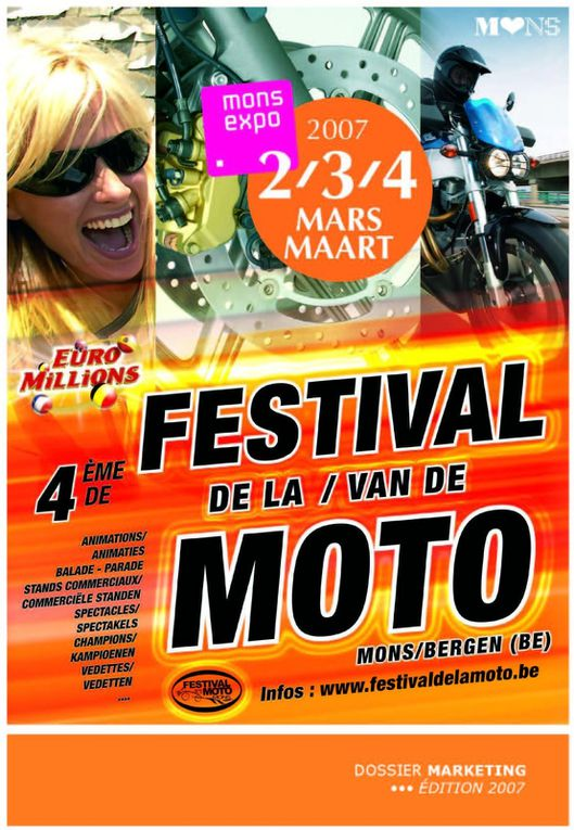 03-03-2007 SALON MOTO MONS(BE)