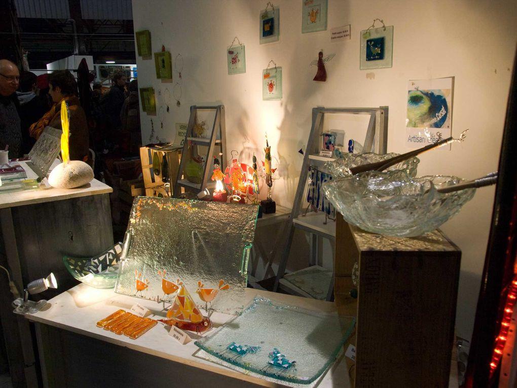 9ème édition du P'tit Baz'art, marché de Noël d'objets d'artistes