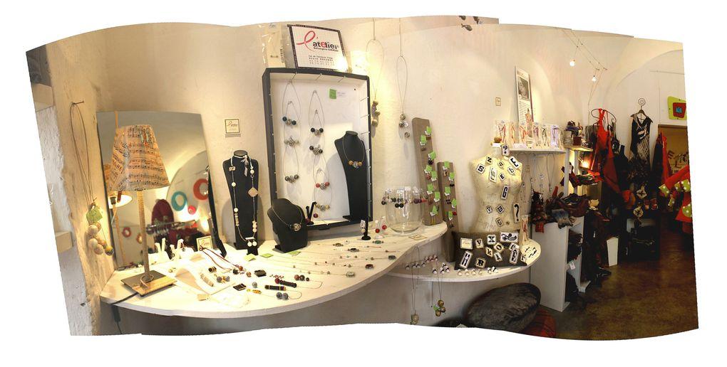 Album - L'atelier boutique en photos
