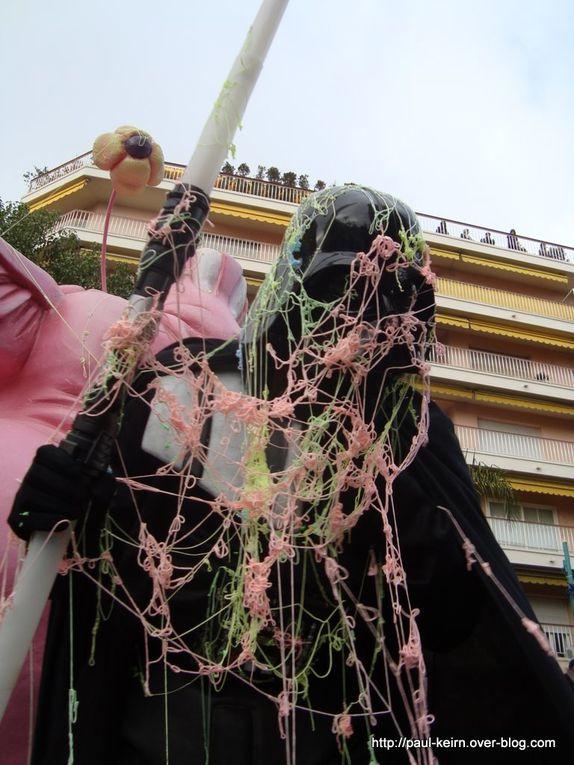 La récolte des agrumes sur la Côte d'Azur en février se terminent par la fête des citrons et le carnaval...