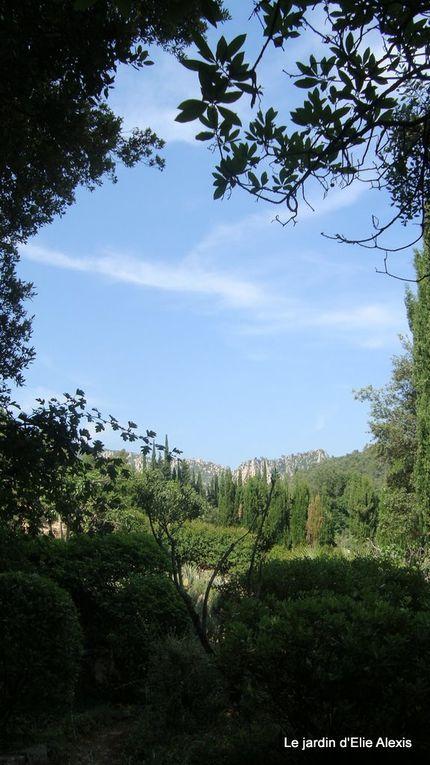 Situé à La Roquebrussanne, un joli village de la Provence Verte,le jardin d'Elie est d'abord un jardin de rocaille, mais c'est aussi un exemple de choix de vie, par ce précurseur qu'était Elie Alexis.