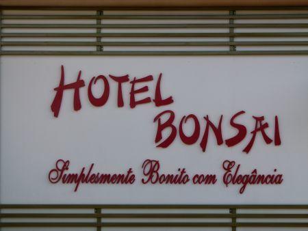 Album hotel bonsai
