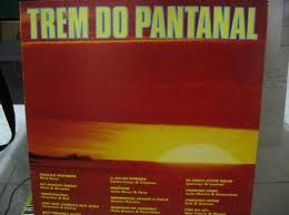 Album trem do pantanal
