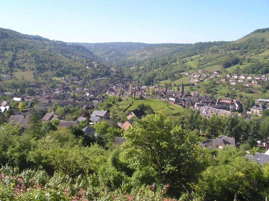Album - Les-randonneurs-dans-l-Aveyron