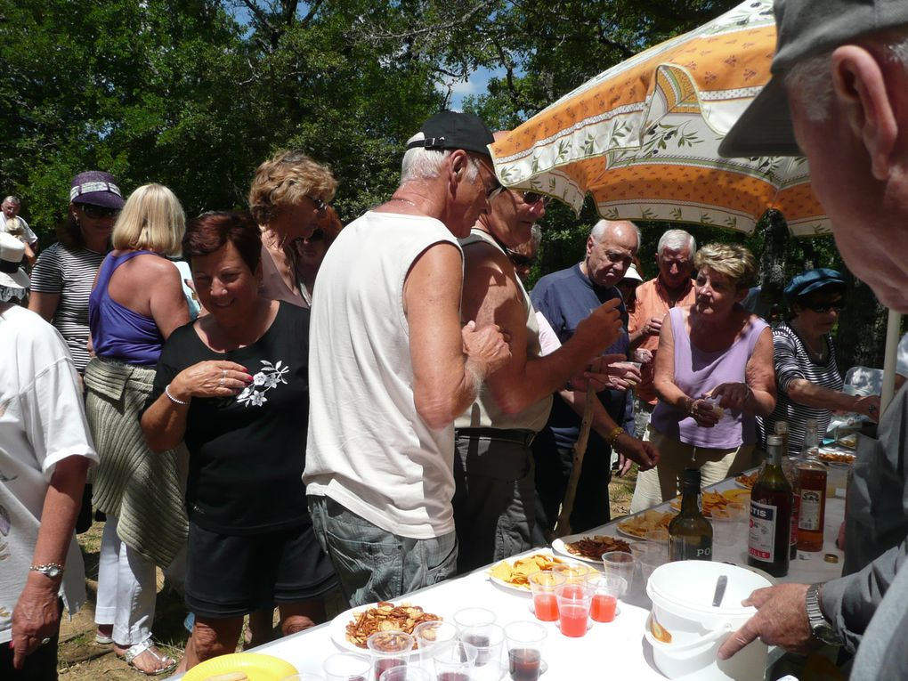 La Ste Baume juin 2010