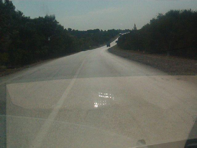 Pour celui qui a connu la GP1, il y a bien longtemps, cette route est mythique : c'est notre route 66