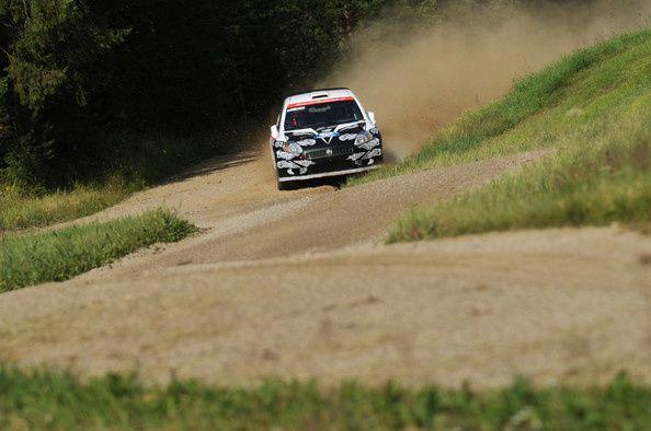 Album - Kimi Rallye 2009