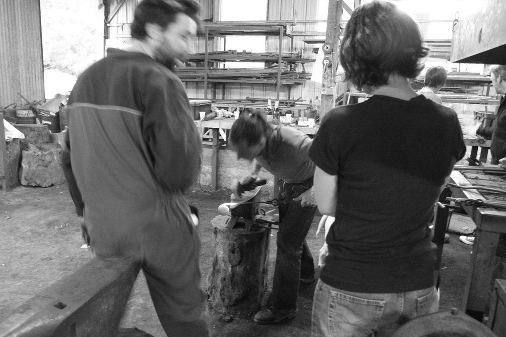Permanence à l'atelier des Brieux