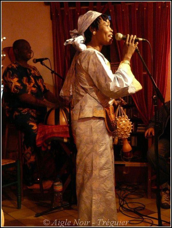 Album - Foune Diarra Trio - 15 mai 2010