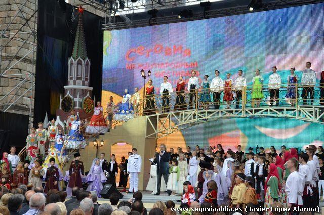 Street Magic Junior au festival international de la créativité des enfants à Segovia (Espagne) du 26 au 28 mai 2011.