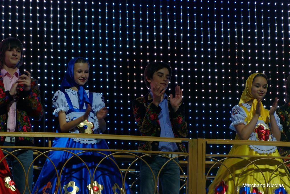 Photos de Street Magic prises par Nicolas lors de la soirée de gala du 30 mai 2010 du forum international des enfants d'Avignon.