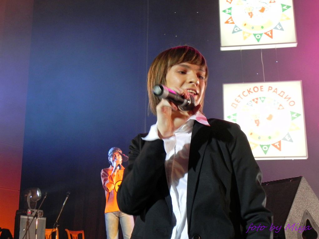 Concert de Street Magic et Barbariki le 14 mai 2011 à Zelenograd (Moscou)