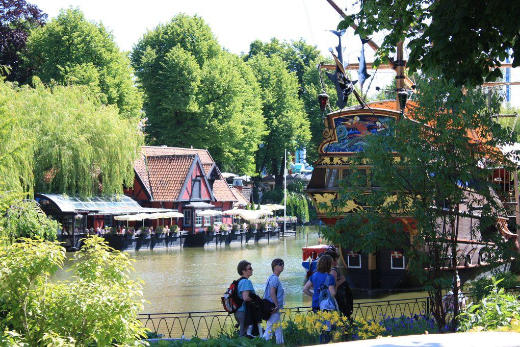 Voyage de noces en Scandinavie