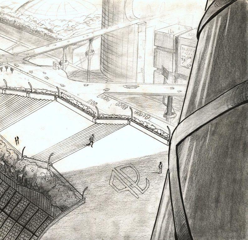 De beaux dessins que j'ai dessiné.