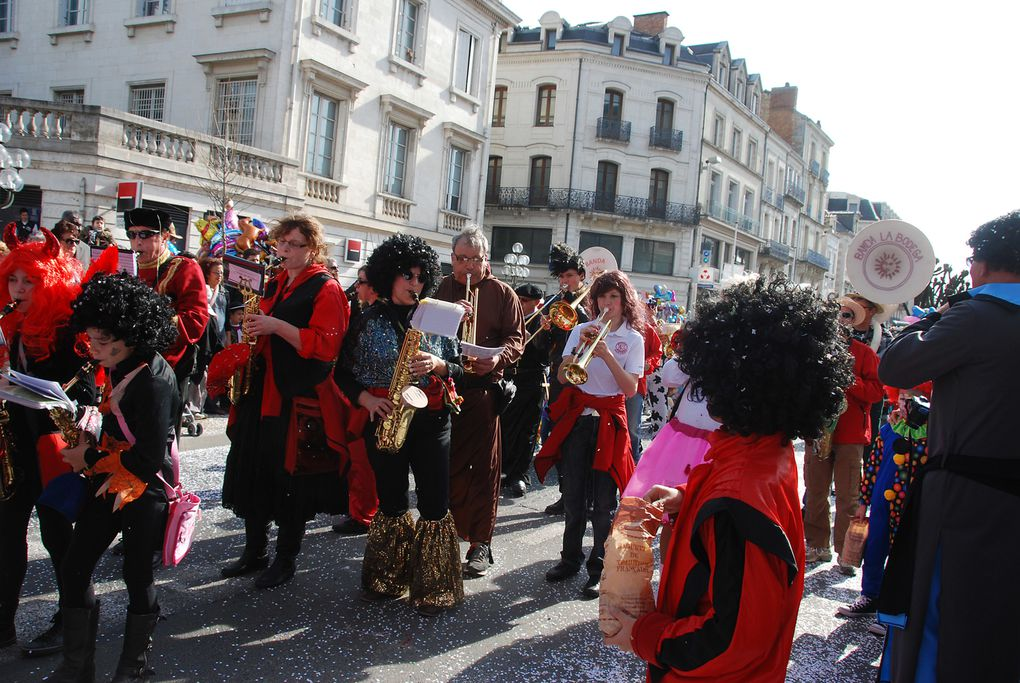 2012 - Perigueux Carnaval