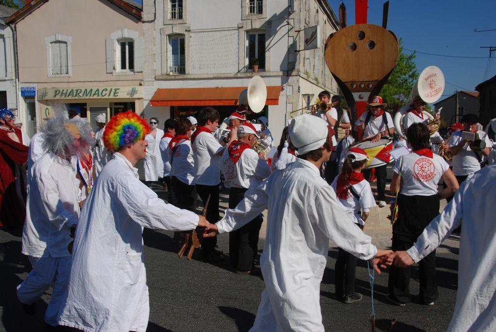 2011 - Les SOUFFLACULS
