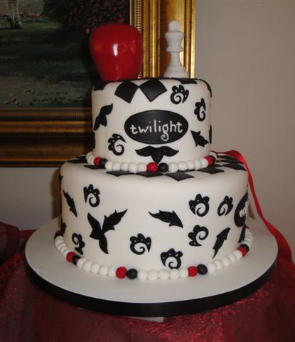 Album Gateau Inspiration Twilight Le Blog De Esme Cullen