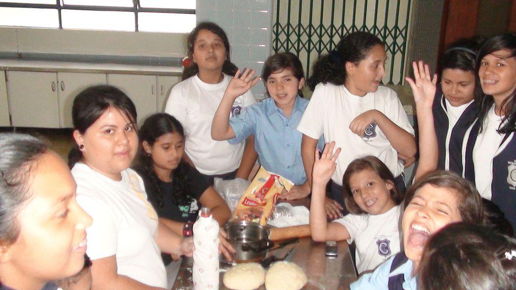Lo vivido en el Club Juvenil en el Nuevo Año Escolar 2011-2012. Talleres de: Manualidades, musica, deporte, cocina, uñas y maquillaje, dibujo!!