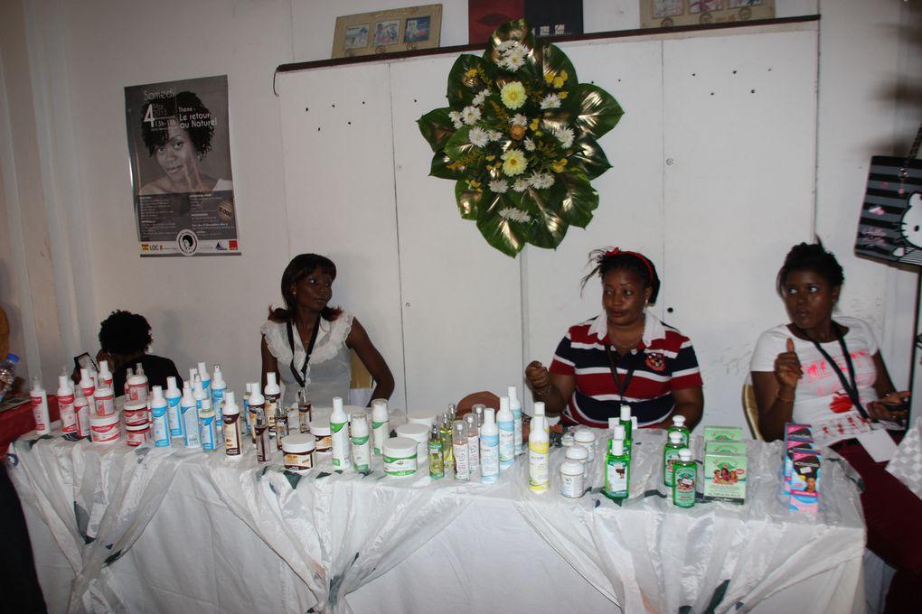 Prémière rencontre Nappy du Cameroun