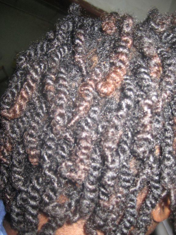 Toutes les coiffures que j'ai essayé.