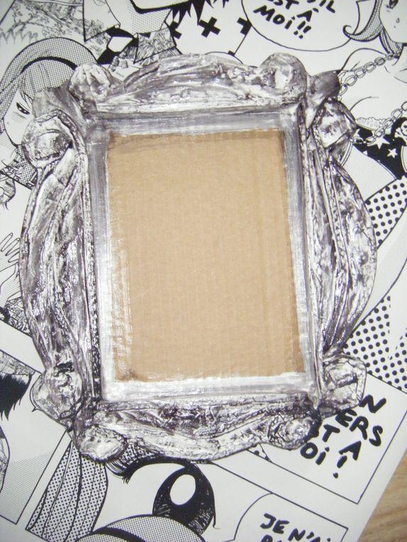 Album - encadrement-carton-scrap