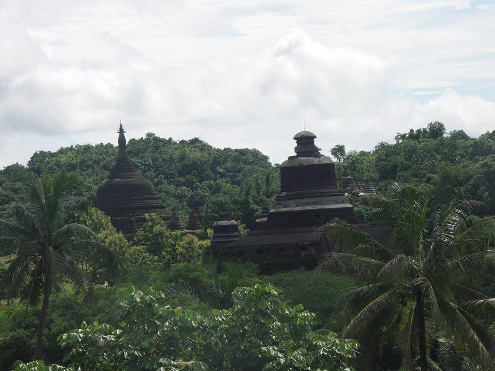 Voyage en Birmanie avec les classiques, Yangoon, Bagan et Inle et des endroits moins fréquentés des touristes comme Mrauk U et ses temples en forme de cloches et Kengtung et ses minorités ethniques.