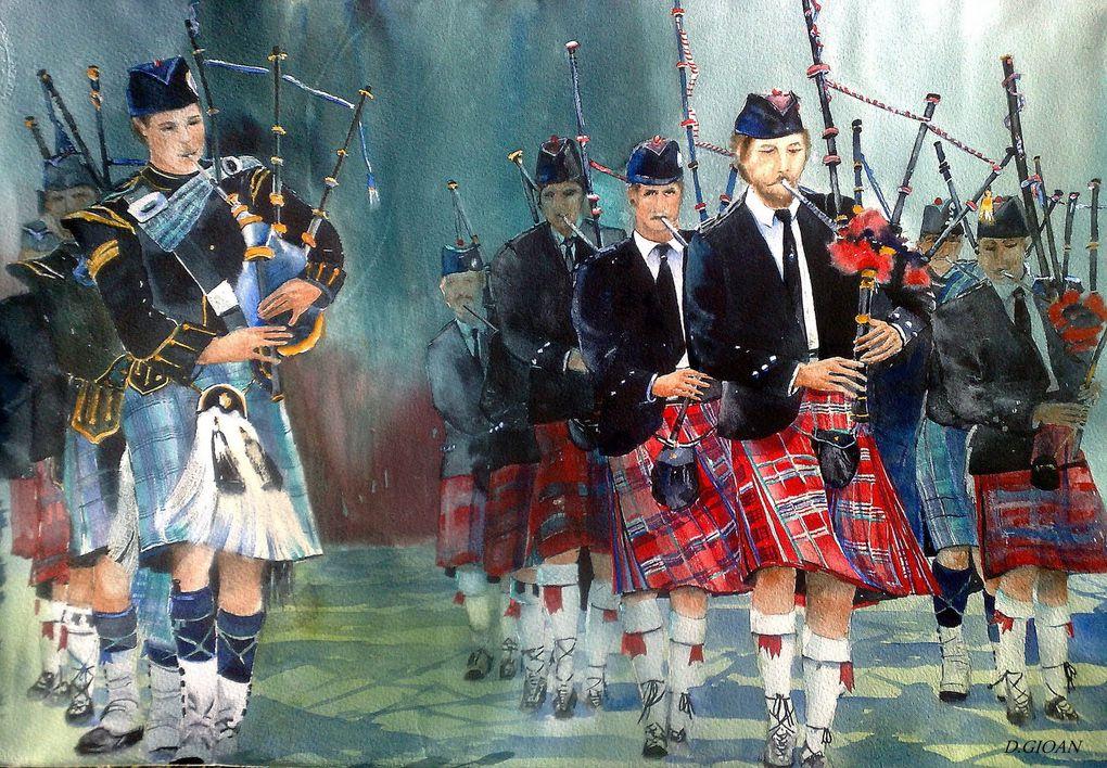 Album - pas-a-pas-ecossais