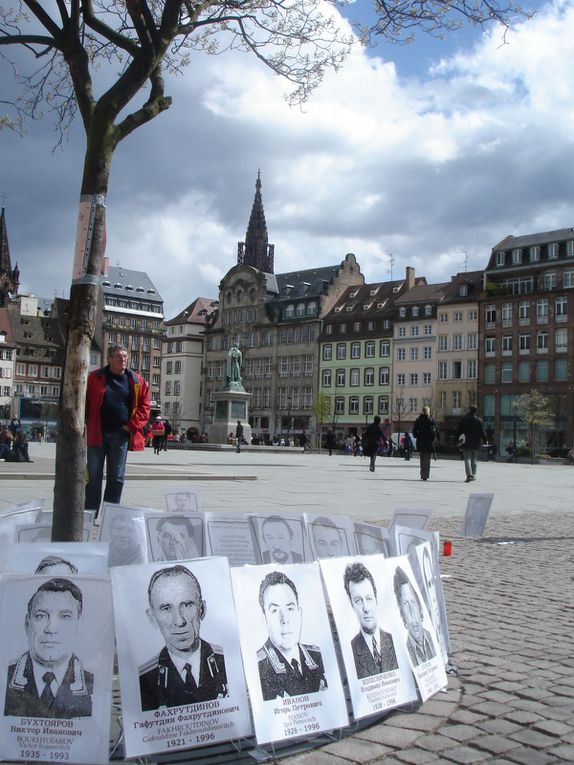 250 portraits de liquidateurs - Illkirch 2010 et Strasbourg 2010