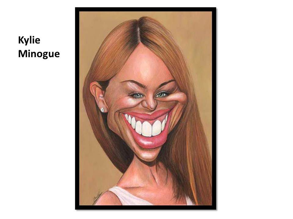 Album - CARICATURES