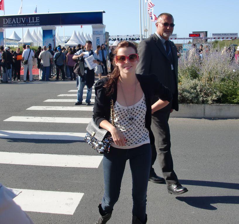 Album - Personnalites au festival de Deauville 2010