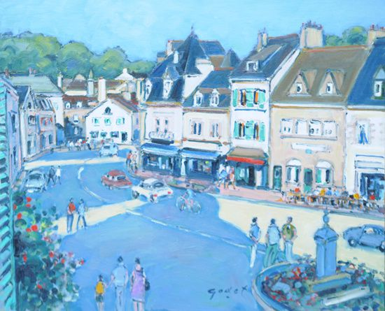 PEINTRE NORMAND