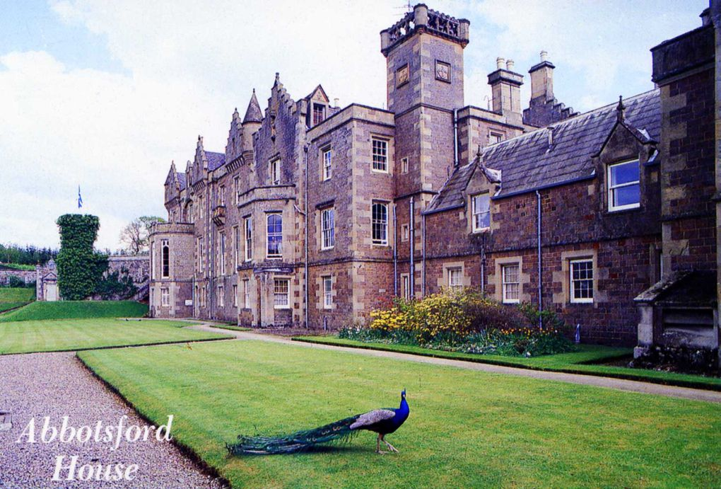 Album - WALTER-SCOTT-ABBOTSFORD-HOUSE