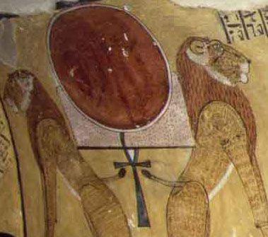 Lumière des tombes des nobles à Louxor et de la vallée des Rois