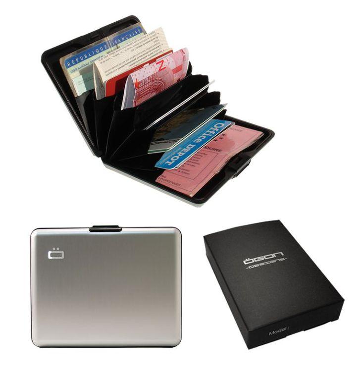 Portefeuille ou porte cartedesign très sympa