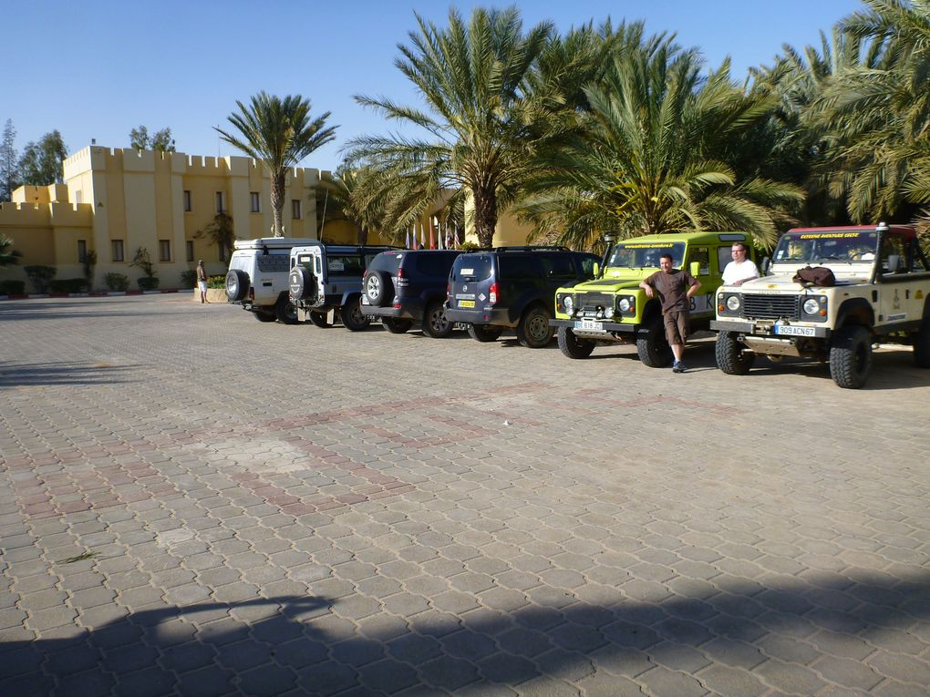 Le Tataouine en Tunisie avril 2012