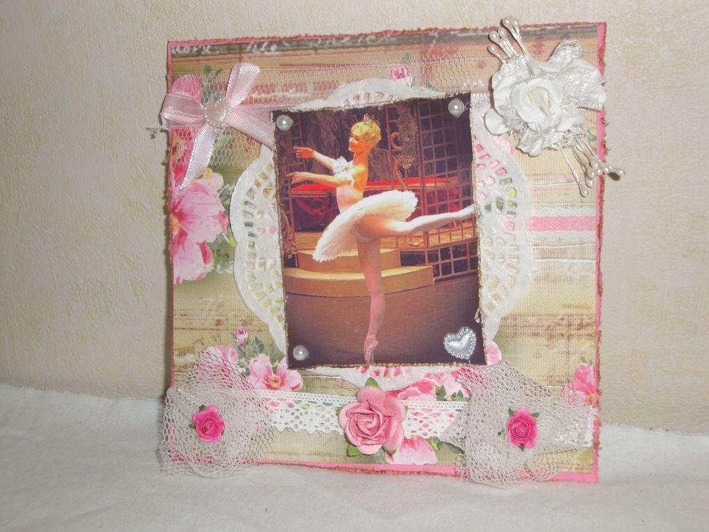 Album - CJ ballerine recus