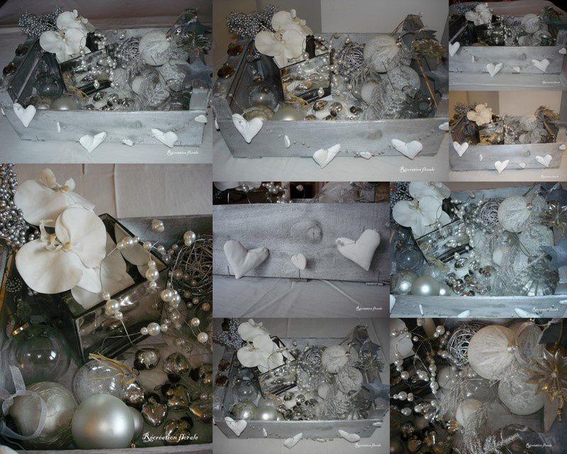 Comment détourner une cagette du marché et en faire une belle décoration de Noël