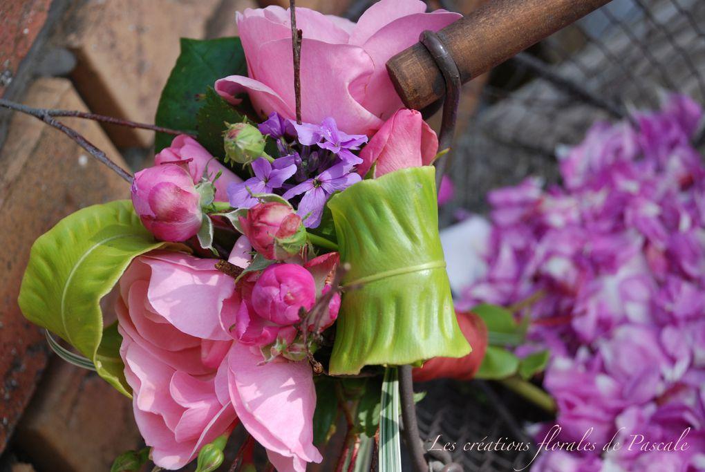 Des idées de bouquets surprenants parfois...