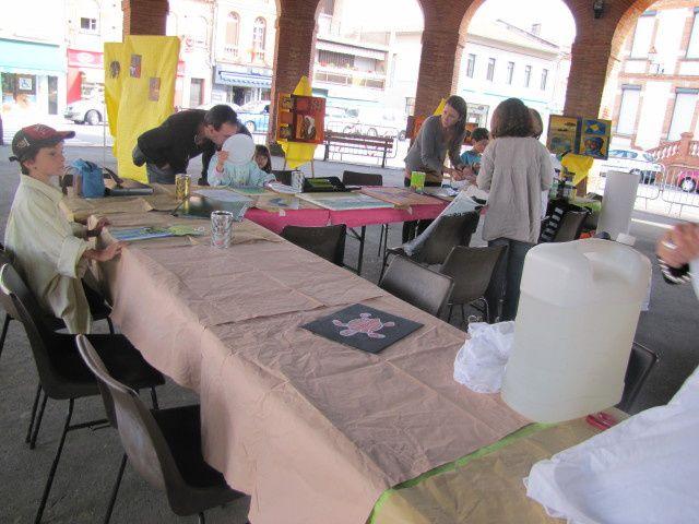 Album - peinture-sous-la-halle-9-juin-2012