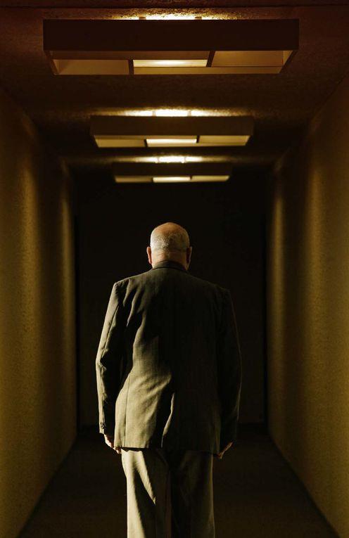Photographies prises en 2009 par Alberto Bocos Gil pour accompagner Ceux qui sont restés, La parole en chantier partie 2.