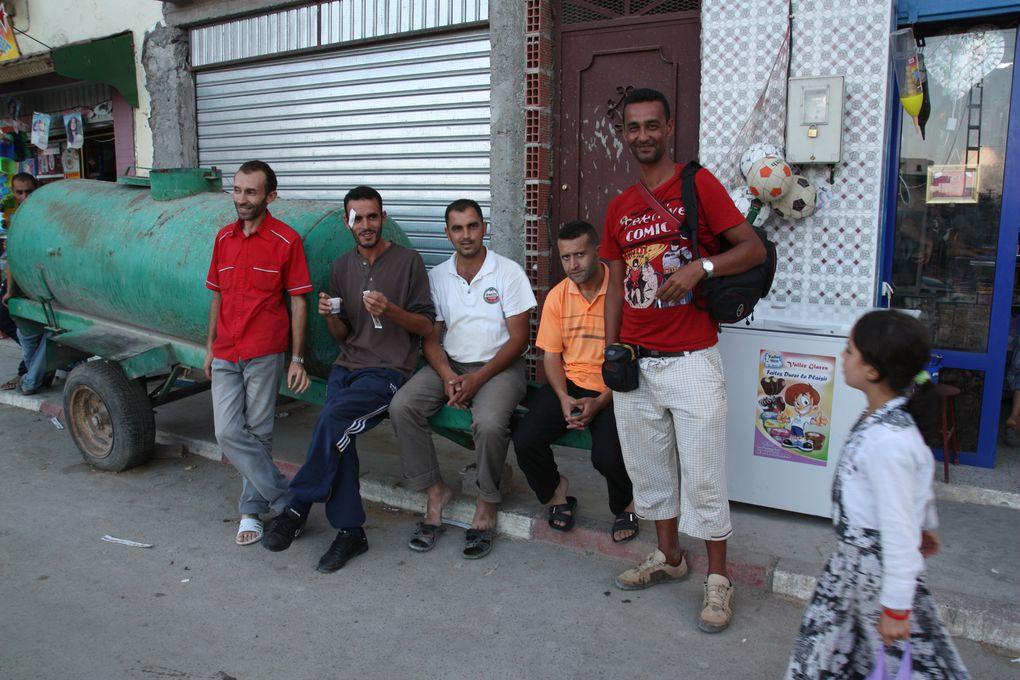 Voici les photos que j'ai prises lors de ma première journée à Ait Smaïl, invité par l'Association A.S.E.T (Bejaïa)